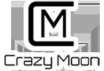 Crazy Moon – Web Design , ecommerce, blog, social media Logo